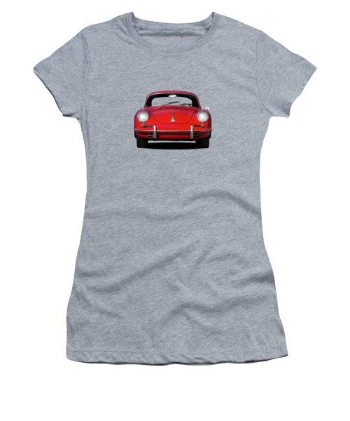 Porsche 356 Women's T-Shirt (Athletic Fit)