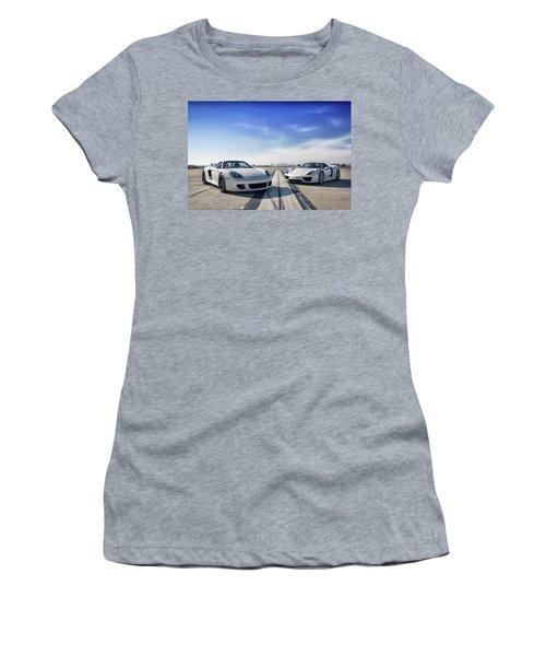 #porsche #carreragt And #918spyder Women's T-Shirt