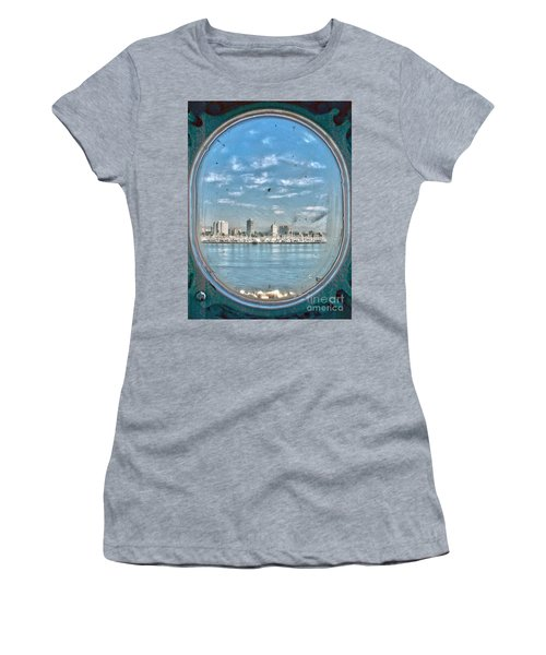 Port Hole  Women's T-Shirt
