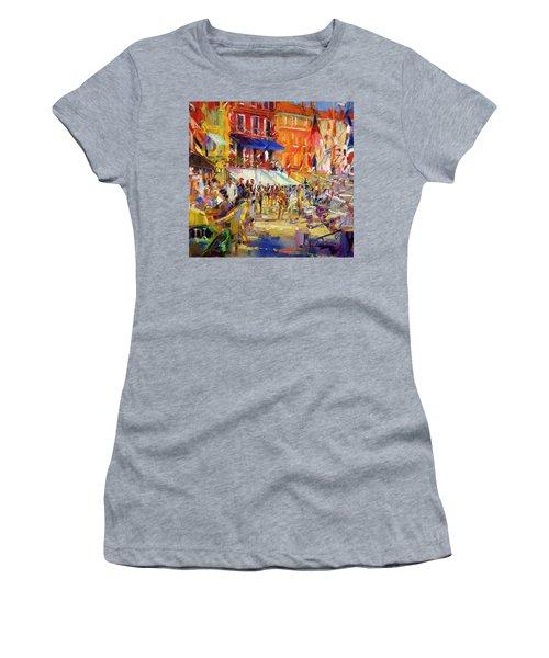 Port Promenade Saint-tropez Women's T-Shirt