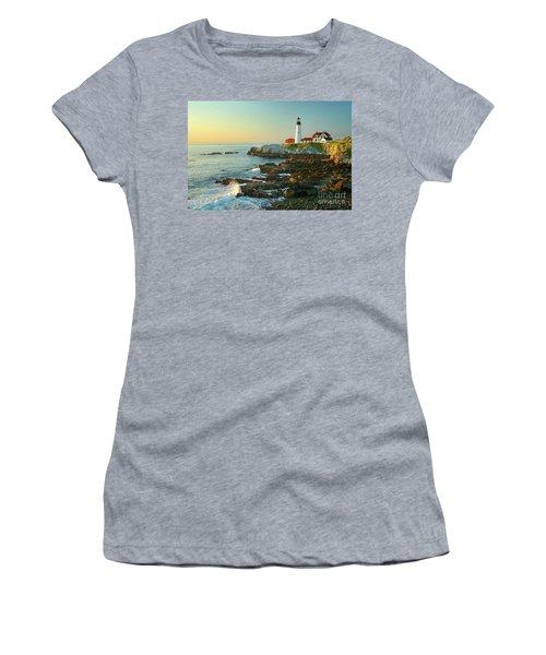 Portland Head Light No. 2  Women's T-Shirt