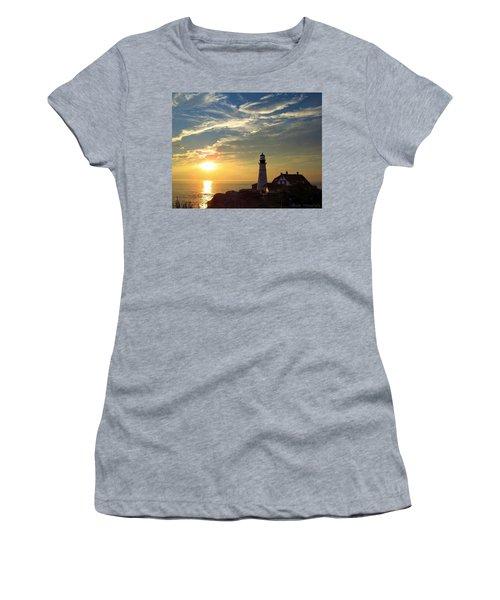 Portland Headlight Sunbeam Women's T-Shirt