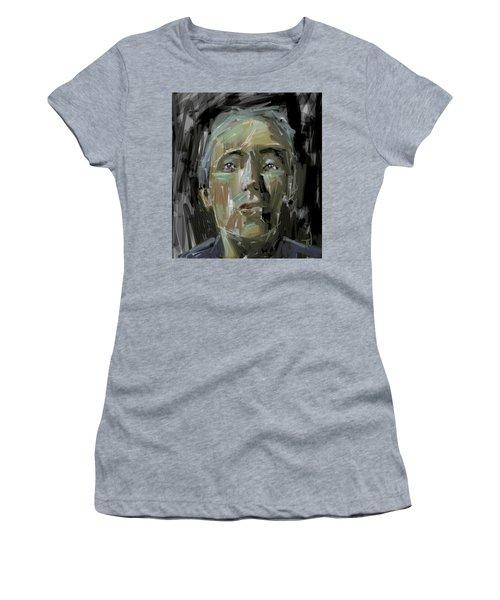 Portrait - 10march2017 Women's T-Shirt (Athletic Fit)