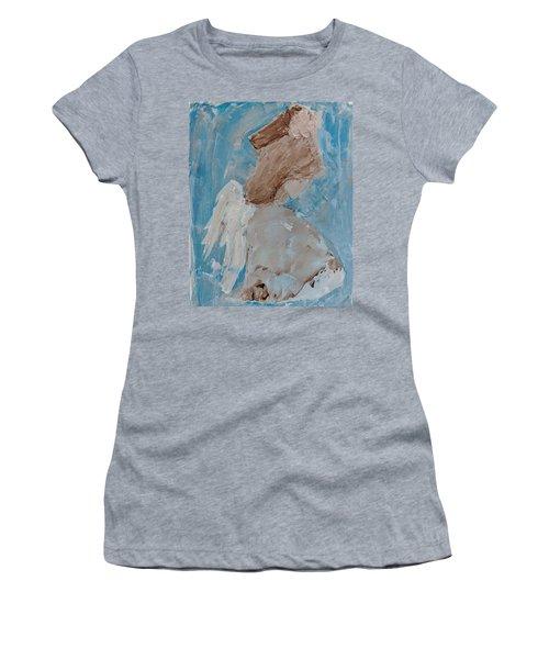Portrait Of An Angel Women's T-Shirt