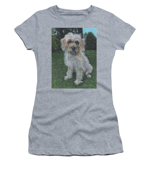 Portrait Of Toffee Women's T-Shirt