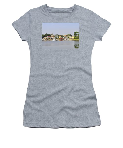 Portsmouth Nh South End Psep Women's T-Shirt (Athletic Fit)