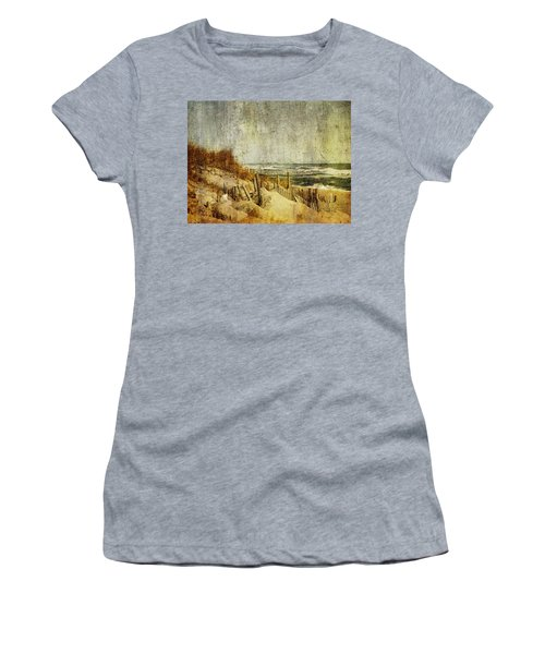 Postcards From Home Women's T-Shirt