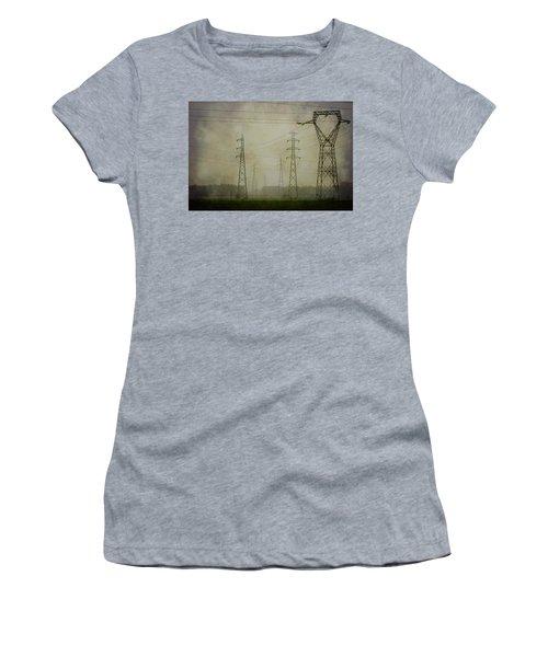 Power 5. Women's T-Shirt