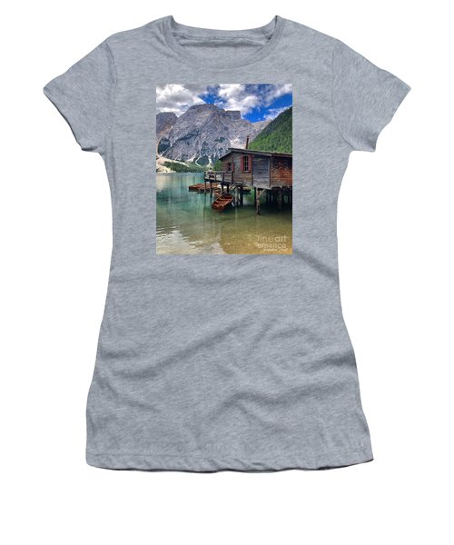 Pragser Wildsee View Women's T-Shirt