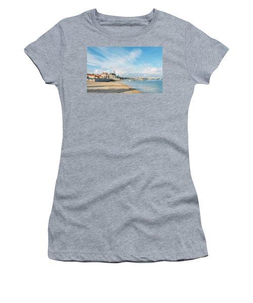 Praia Da Ribeira, Cascais, Portugal Women's T-Shirt