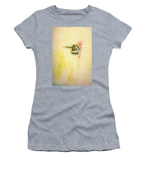 Prairie Butterfly 3 Women's T-Shirt