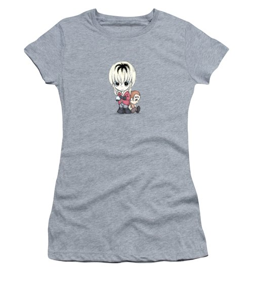Precious Jareth Women's T-Shirt (Athletic Fit)