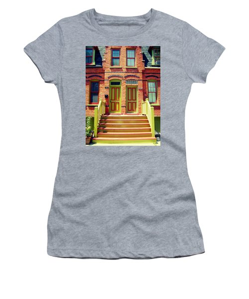 Pullman National Monument Row House Women's T-Shirt