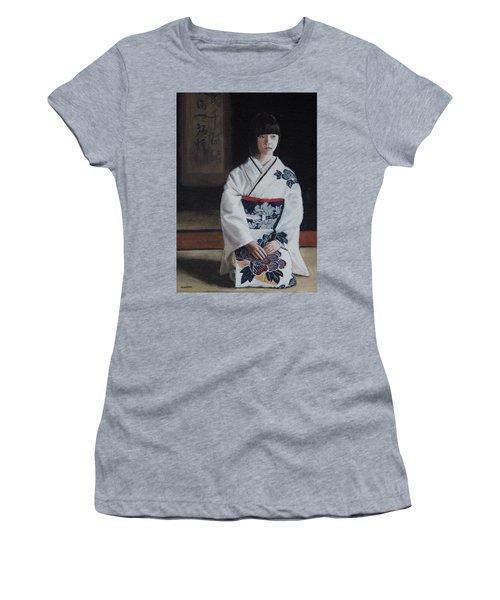 Quiet Room Women's T-Shirt (Athletic Fit)