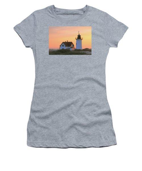 Race Point Light Women's T-Shirt (Athletic Fit)