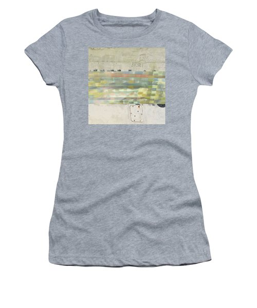 Radio Silence Women's T-Shirt (Athletic Fit)