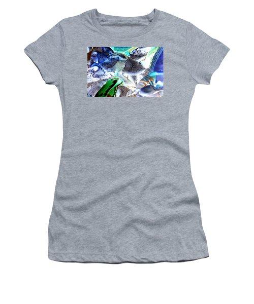 Radioactive Ribbon Women's T-Shirt