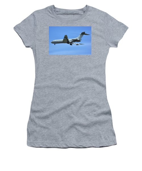 Raf Vickers Vc10 C1k Women's T-Shirt (Athletic Fit)