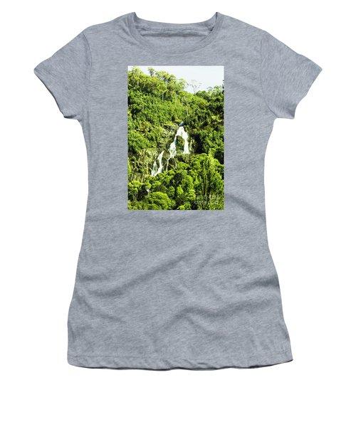 Rainforest Rapids Women's T-Shirt