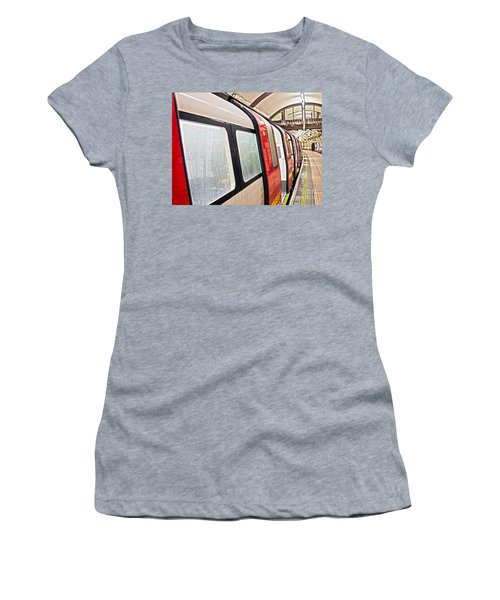 Rainy London Day Women's T-Shirt
