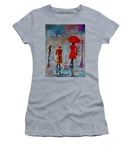 Rainy Spring Day Women's T-Shirt