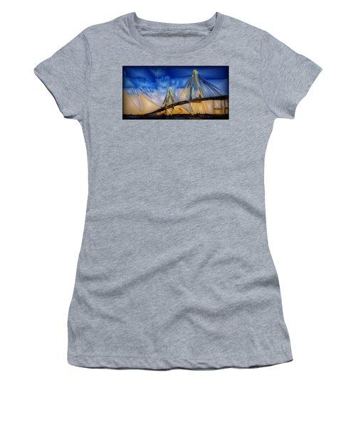 Ravenel At Dusk Women's T-Shirt (Athletic Fit)