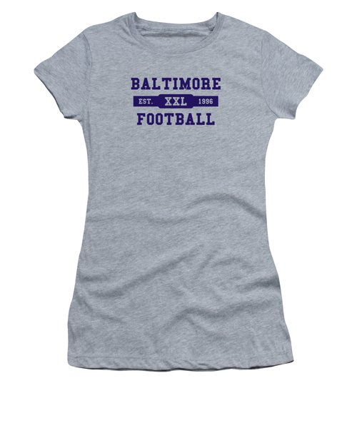 Ravens Retro Shirt Women's T-Shirt (Athletic Fit)