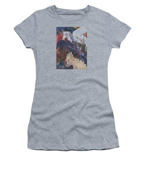 Rayden's Magic Women's T-Shirt (Athletic Fit)