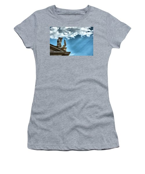 Reaching The Sky Women's T-Shirt