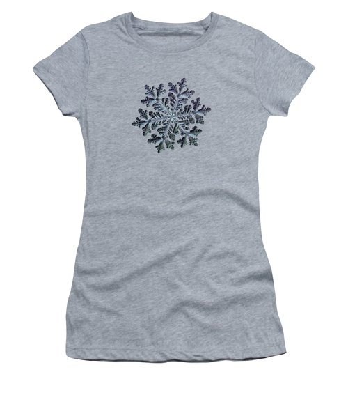 Real Snowflake - Hyperion Dark Women's T-Shirt