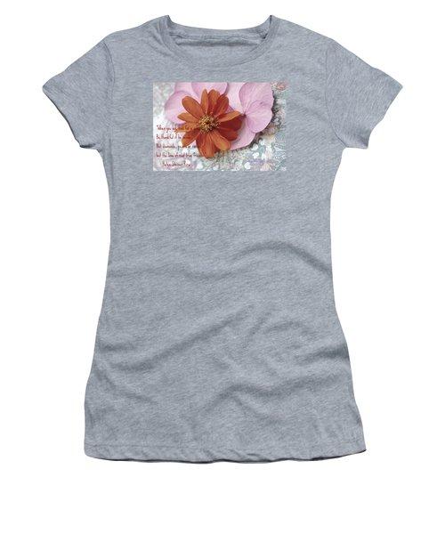 Real True Friends Women's T-Shirt