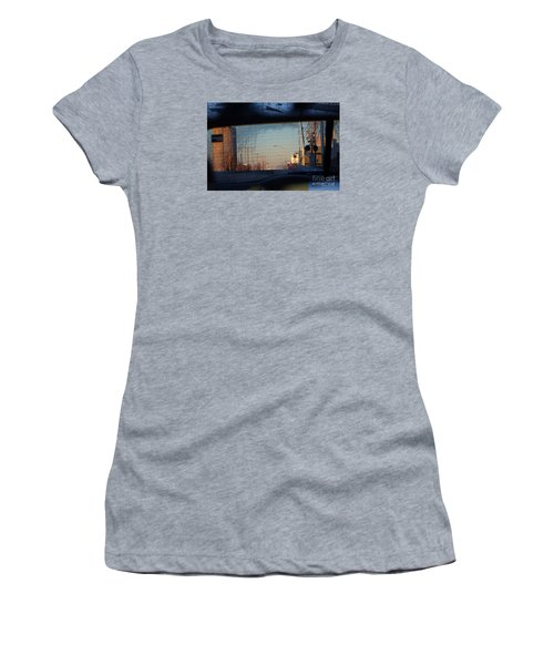 Rear View 2 - The Places I Have Been Women's T-Shirt (Junior Cut) by David Blank