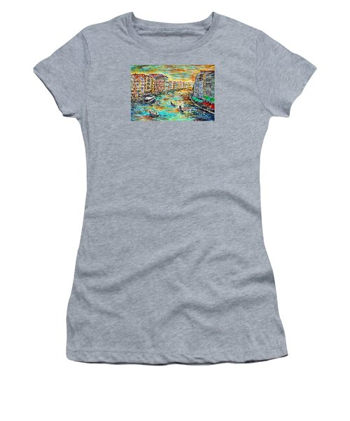 Recalling Venice Women's T-Shirt (Athletic Fit)