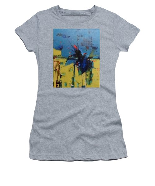 Red 35 Women's T-Shirt (Athletic Fit)