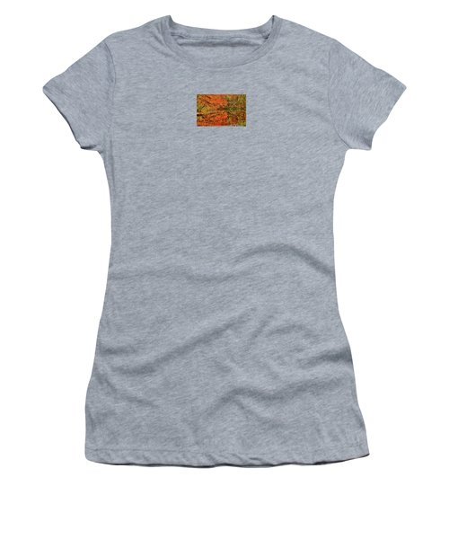 Reflection Of Autumn Women's T-Shirt (Athletic Fit)
