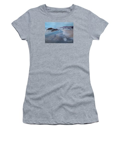 Reflections - Painting Women's T-Shirt (Athletic Fit)