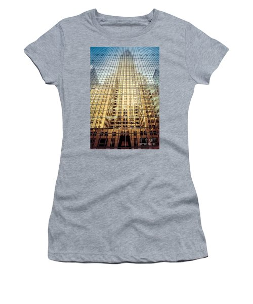 Reflective Empire Women's T-Shirt