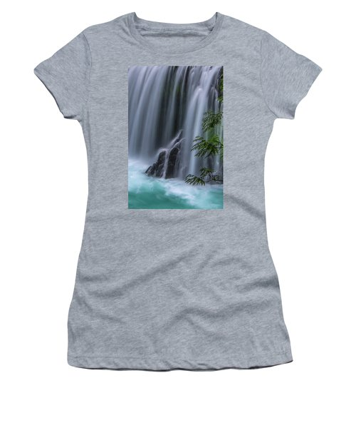 Refreshing Waterfall Women's T-Shirt (Junior Cut)