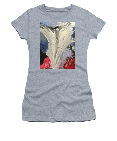 Rejoice Women's T-Shirt (Junior Cut) by Karen Nicholson