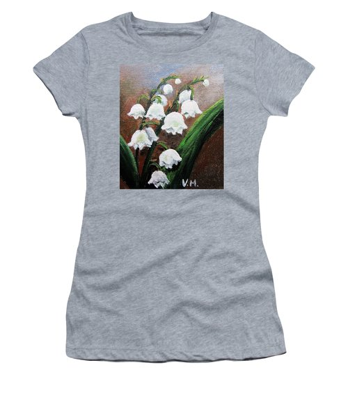 Remember The Scent Women's T-Shirt (Athletic Fit)