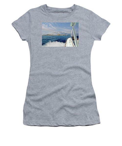 Returning To Port Women's T-Shirt