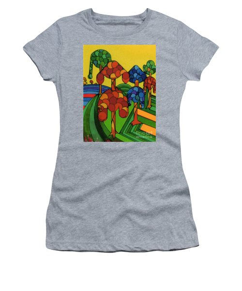 Rfb0544 Women's T-Shirt