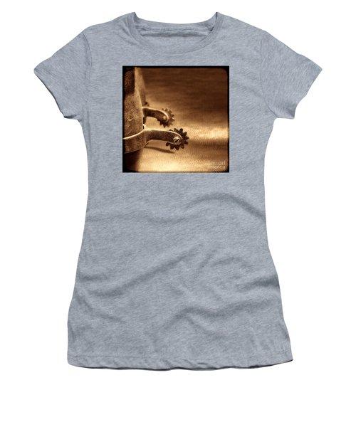 Riding Spurs Women's T-Shirt