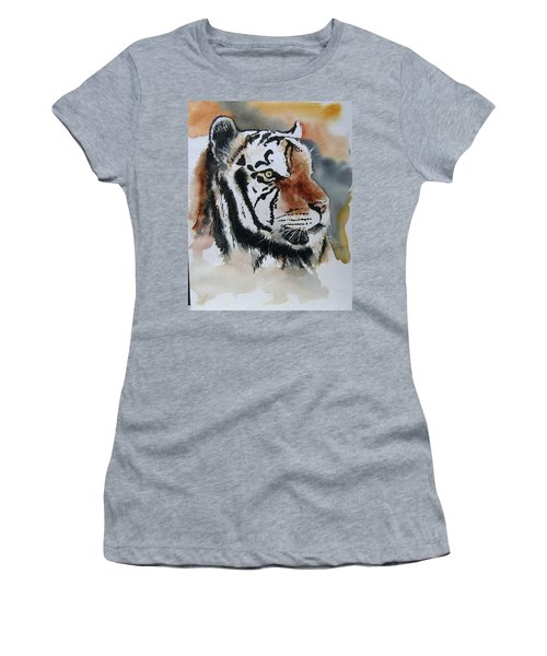 Rip Mike Women's T-Shirt (Athletic Fit)