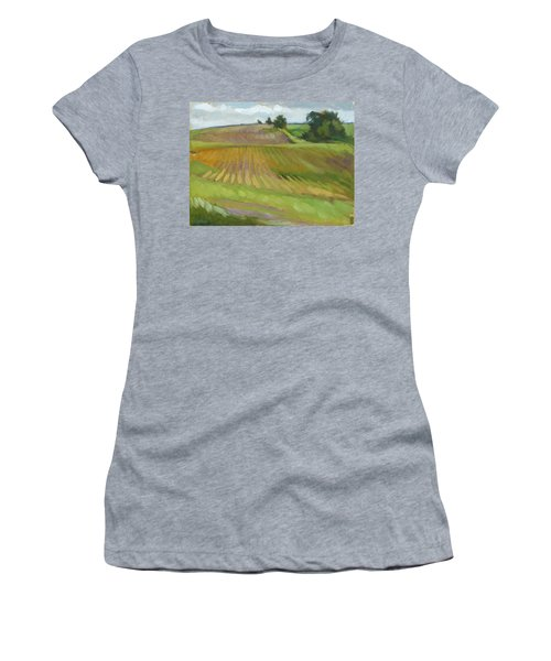Rising Fields Women's T-Shirt (Athletic Fit)