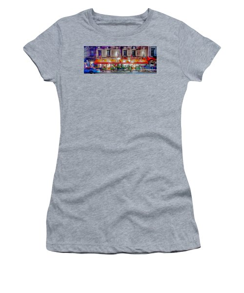 River Street Sweets Candy Store Savannah Georgia   Women's T-Shirt (Athletic Fit)