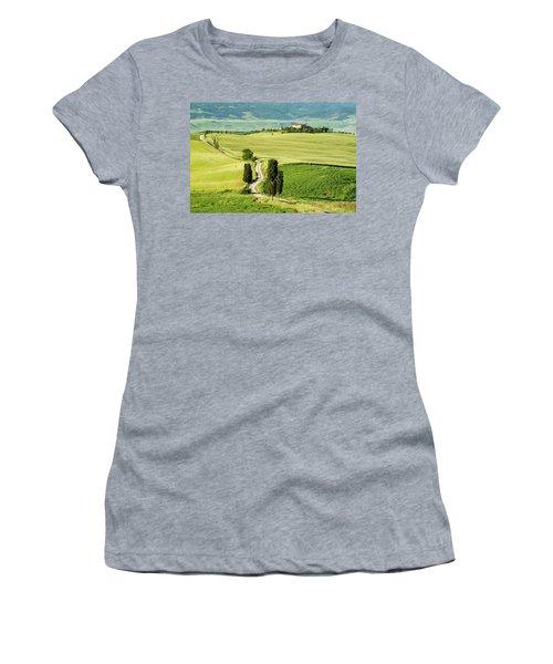 Road To Terrapille Women's T-Shirt