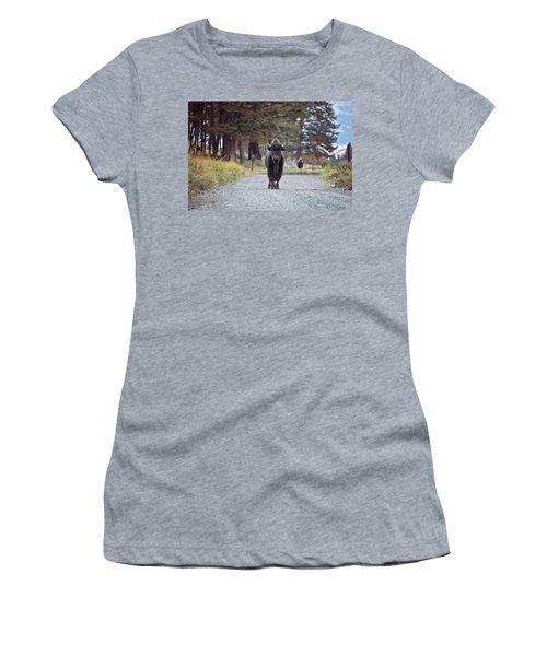 Roadblock Women's T-Shirt