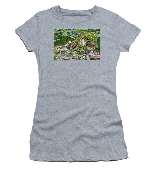 Rock Face Revisited Women's T-Shirt