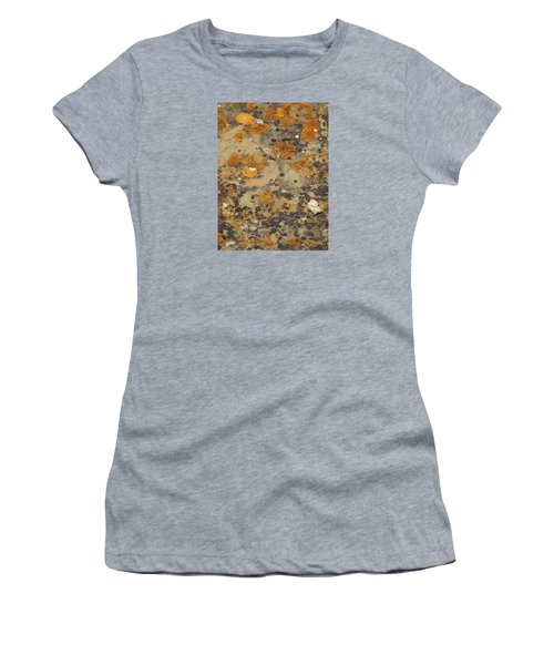 Rock Pattern Women's T-Shirt